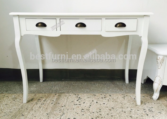 China Best Modern Style Wood Console Table With Drawers