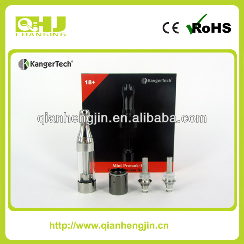 Offical Distributor Protank Mini Protank 2 Clearomizer Huge Vapor Protank II Replacement All Parts Ecigs
