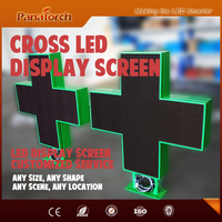 PanaTorch China Popular Products P10RG Led Moving Message Display IP65 Waterproof High Lumen For Hospital