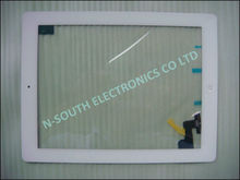 wholesale white Digitized Glass touch screen for ipad 2 ipad2 panel 2nd