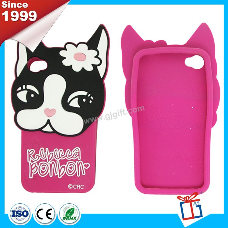 New arrival cheaper animal shaped phone case