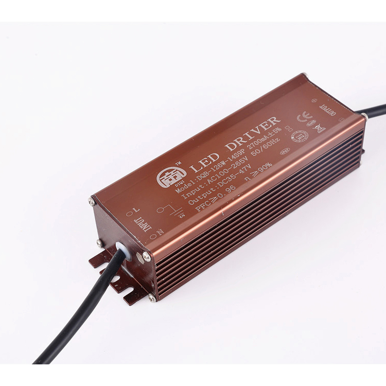 Dimmable Waterproof 48V DC Output LED Power Supply LED Street Light power driver constant current