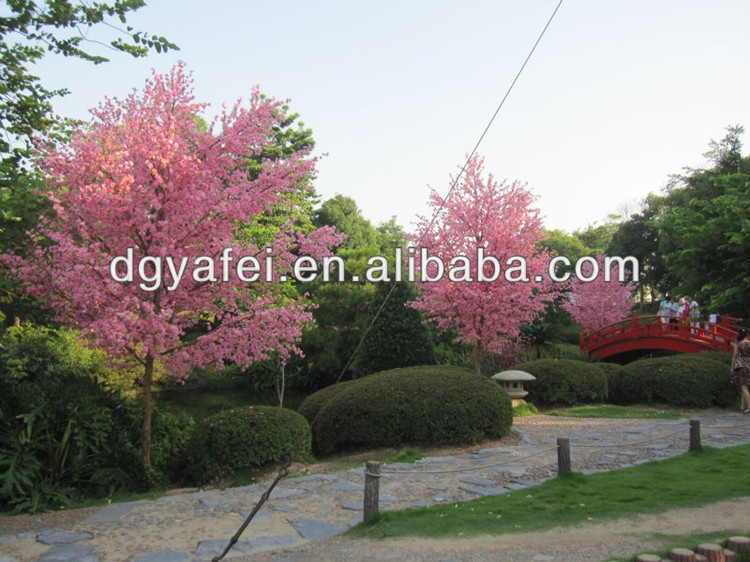 high quality artificial cherry tree