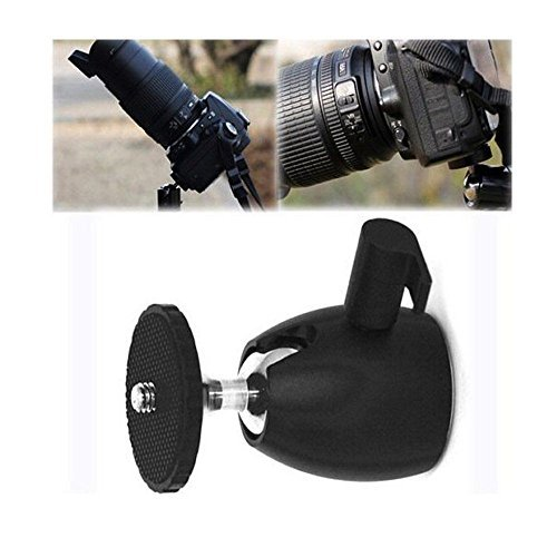 "OEM Metal Mini Ball Head With 1/4"" Screw Thread For Camera Light Stand Bracket Tripod"