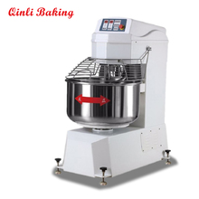 Commercial 50kg spiral dough mixer or bakery mixer price For Sale