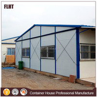 chinese good quality Prefabricated living home in china