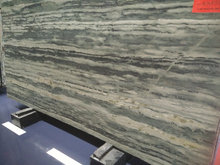 Green Bamboo Marble Slabs