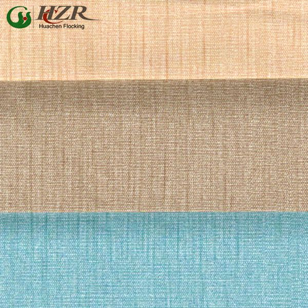 2015 Breathable sunscreen curtain fabric for home textile