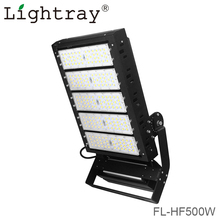 5 years warranty waterproof super bright 150lm/w 500w sport gym staduim lights LED tower crane light CE RoHS approved