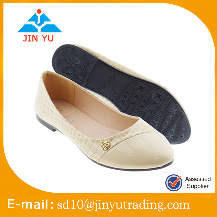 China shoe supplier wholesale fashion lady shoe
