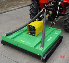 Tractor slasher Topper Mower with CE