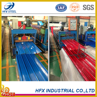 Hot sale ppgi steel roofing