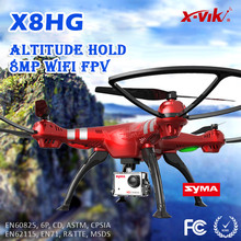 SYMA X8HG quadcopter hd camera with 2.4G FPV Altitude hold Drohne