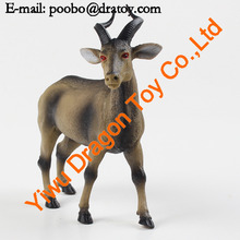 Plastic realistic forest animals toy