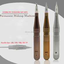 OEM Semi Permanent Makeup Machine For Eyebrow/eye/lip/MTS Electric Tattoo Machine Pen Make up Beauty With Micro Needles