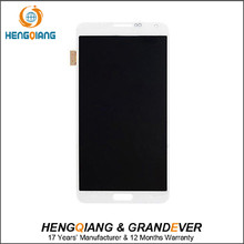 China gold supplier !Display lcd touch screen for samsung galaxy note 3 n9000