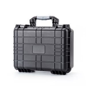 china factory low price pp material IP67 hard plastic instrument carry tool case for electrical equipment