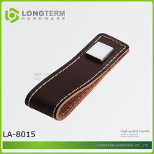 Corium Furniture Handle ,Wholesale Leather Handles with High Quality