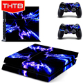 Skin Decals Wrap Sticker Printing For Playstation 4 PS4
