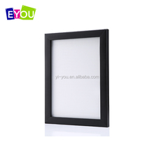 Cusomized frame wall mount led light box