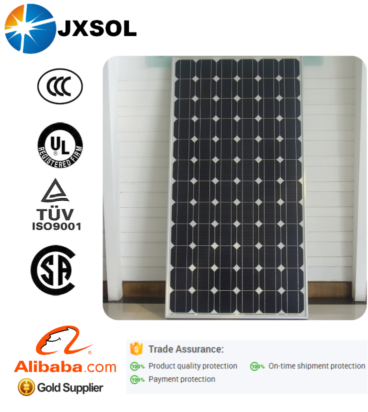 cheapest price solar module 250w solar panel for photovoltaic cells
