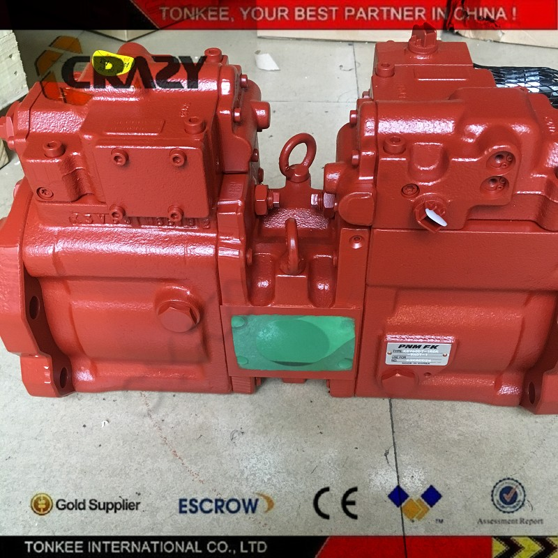 K3V63DT replace PSV2-60T SH120A1 JS160 MAIN HYDRAULIC PUMP