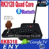 Kodi Pre-installed and H.265 Supported Android 4.4 TV Box RK3128 android smart tv with root access