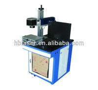 YLP-HB Desktop Fiber laser engraving laser marking machine ear tag
