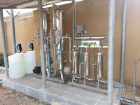Water Treatment Plant 2500 LPH Installed at IITA - LAGOS