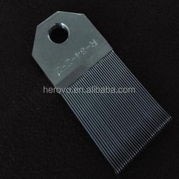 Part of Warp Knitting Spare Parts----Reed--R-34-2-0