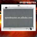 Auto aluminum radiator for MAZDA RX7 92-95 AT