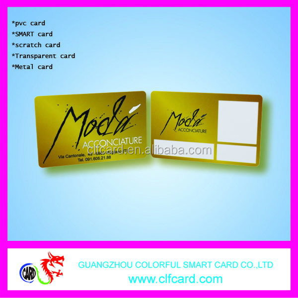 Promotional designer business card photography