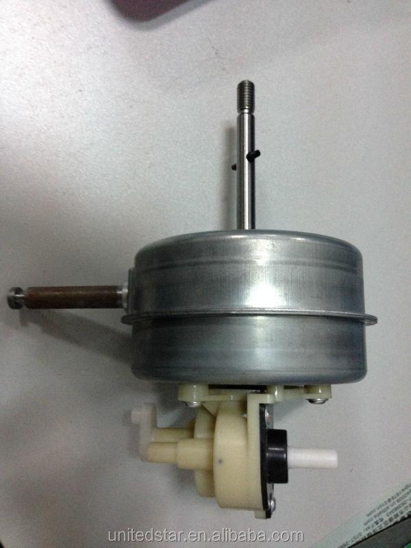 Manufatory Profession In Electric Fan Coil Unit Fan Motor