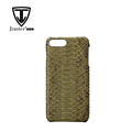 Dust Proof Genuine Python Snakeskin Smartphone Case Cell Phone Case Manufacturing