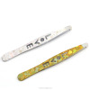 Makeup tools slant tweezer for eyebrow
