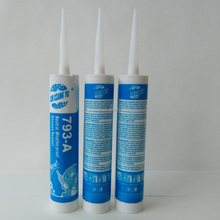 silicon pu acid GP rtv structural glass acetic silicone sealant