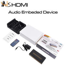 HDMI Converter 4k Sd to hd converter HDMI Audio Extractor