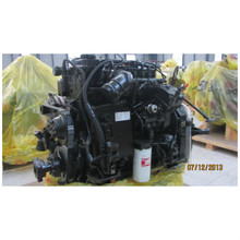 Hot sell 4 cylinder water cooled Cummins diesel engine ISDe160 50 for intercity bus
