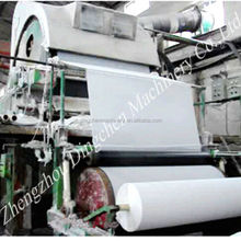 Dingchen top seller small scale 787mm toilet paper production line for a start