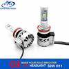 Automobiles Motorcycle Led Headlight Bulbs 36W