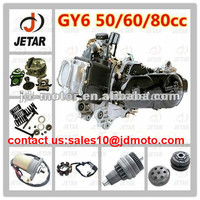 hot sale Chinese GY6 motorcycle spare parts