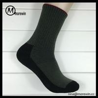 Morewin brand mens wholesale thick merino wool socks wholesale mens winter socks