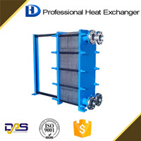gasketed PHE plate and frame plate heat exchanger