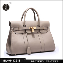 Alibaba China Fashion Name Hot Selling Trend Lady Leather Handbag