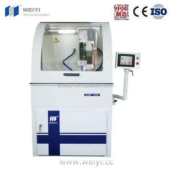 LDQ-450 fully automatic metallographic sample cutting machine
