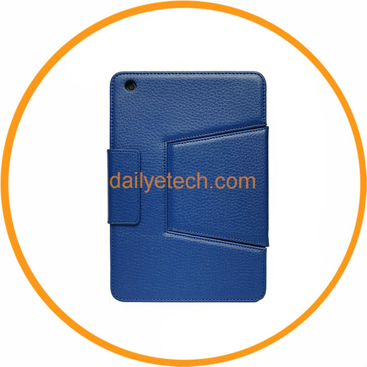 Magnetic PU Folded Case for iPad Mini from Dailyetech