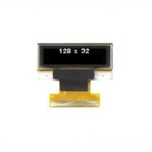 "custom made thin 0.91"" 128x32 iic i2c module oled of screen lcd"