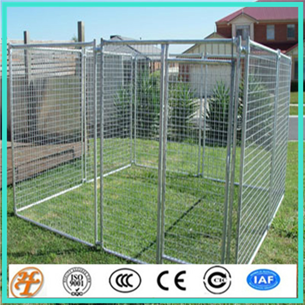 wholesale temporary pet dog outdoor backyard kennels