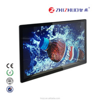 shenzhen supplier led android pc wall mounting touchscreen monitor