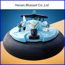 Amusement Kiddie Rides Outdoor Inflatable Bumper Car UFO Bumper Car